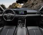 2021 Kia K5 GT-Line 1.6T FWD Interior Cockpit Wallpapers 150x120 (13)