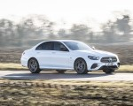 2021 Mercedes-Benz E 300 e Plug-In Hybrid (UK-Spec) Front Three-Quarter Wallpapers 150x120 (19)