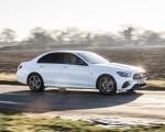 2021 Mercedes-Benz E 300 e Plug-In Hybrid (UK-Spec) Front Three-Quarter Wallpapers 150x120 (13)