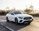 2021 Mercedes-Benz E 300 e Plug-In Hybrid (UK-Spec) Front Three-Quarter Wallpapers 150x120 (26)