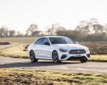 2021 Mercedes-Benz E 300 e Plug-In Hybrid (UK-Spec) Front Three-Quarter Wallpapers 150x120 (16)