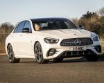 2021 Mercedes-Benz E 300 e Plug-In Hybrid (UK-Spec) Front Three-Quarter Wallpapers 150x120 (4)