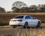 2021 Mercedes-Benz E 300 e Plug-In Hybrid (UK-Spec) Rear Three-Quarter Wallpapers 150x120 (6)