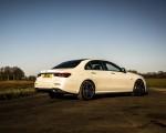 2021 Mercedes-Benz E 300 e Plug-In Hybrid (UK-Spec) Rear Three-Quarter Wallpapers  150x120 (38)