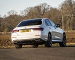2021 Mercedes-Benz E 300 e Plug-In Hybrid (UK-Spec) Rear Three-Quarter Wallpapers 150x120 (7)