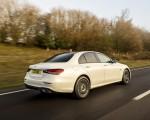 2021 Mercedes-Benz E 300 e Plug-In Hybrid (UK-Spec) Rear Three-Quarter Wallpapers  150x120 (31)