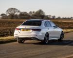 2021 Mercedes-Benz E 300 e Plug-In Hybrid (UK-Spec) Rear Three-Quarter Wallpapers 150x120 (8)