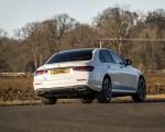 2021 Mercedes-Benz E 300 e Plug-In Hybrid (UK-Spec) Rear Three-Quarter Wallpapers 150x120 (10)