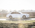 2021 Mercedes-Benz E 300 e Plug-In Hybrid (UK-Spec) Side Wallpapers 150x120 (32)