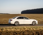2021 Mercedes-Benz E 300 e Plug-In Hybrid (UK-Spec) Side Wallpapers  150x120 (17)