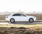 2021 Mercedes-Benz E 300 e Plug-In Hybrid (UK-Spec) Side Wallpapers 150x120 (33)