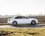 2021 Mercedes-Benz E 300 e Plug-In Hybrid (UK-Spec) Side Wallpapers 150x120 (23)