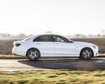 2021 Mercedes-Benz E 300 e Plug-In Hybrid (UK-Spec) Side Wallpapers 150x120 (24)