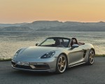 2021 Porsche 718 Boxster GTS 4.0 25 years Front Three-Quarter Wallpapers 150x120