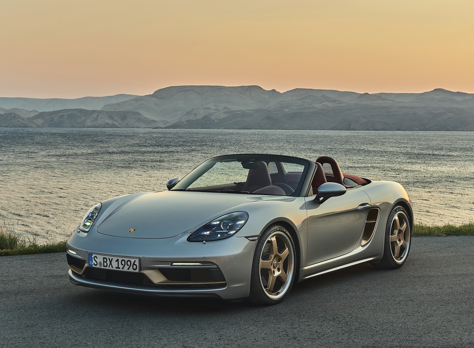 2021 Porsche 718 Boxster GTS 4.0 25 years Front Three-Quarter Wallpapers #3 of 10
