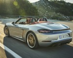 2021 Porsche 718 Boxster GTS 4.0 25 years Rear Three-Quarter Wallpapers 150x120 (2)