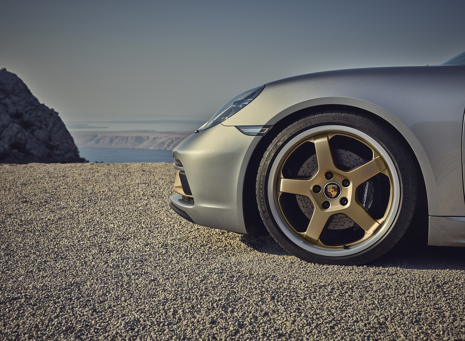 2021 Porsche 718 Boxster GTS 4.0 25 years Wheel Wallpapers (7)