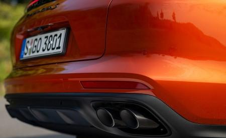 2021 Porsche Panamera Turbo S Sport Turismo (Color: Papaya Metallic) Exhaust Wallpapers 450x275 (57)