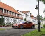 2021 Porsche Panamera Turbo S Sport Turismo (Color: Papaya Metallic) Front Three-Quarter Wallpapers 150x120 (40)