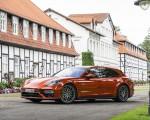 2021 Porsche Panamera Turbo S Sport Turismo (Color: Papaya Metallic) Front Three-Quarter Wallpapers 150x120 (41)