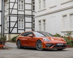 2021 Porsche Panamera Turbo S Sport Turismo (Color: Papaya Metallic) Front Three-Quarter Wallpapers 150x120 (42)