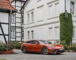 2021 Porsche Panamera Turbo S Sport Turismo (Color: Papaya Metallic) Front Three-Quarter Wallpapers  150x120 (43)