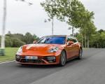 2021 Porsche Panamera Turbo S Sport Turismo (Color: Papaya Metallic) Front Wallpapers 150x120 (31)