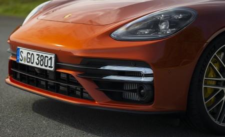 2021 Porsche Panamera Turbo S Sport Turismo (Color: Papaya Metallic) Headlight Wallpapers 450x275 (52)