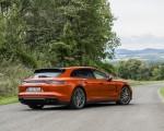 2021 Porsche Panamera Turbo S Sport Turismo (Color: Papaya Metallic) Rear Three-Quarter Wallpapers 150x120 (49)