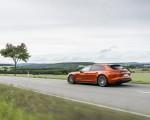 2021 Porsche Panamera Turbo S Sport Turismo (Color: Papaya Metallic) Rear Three-Quarter Wallpapers 150x120 (37)