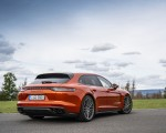 2021 Porsche Panamera Turbo S Sport Turismo (Color: Papaya Metallic) Rear Three-Quarter Wallpapers 150x120 (50)