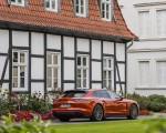 2021 Porsche Panamera Turbo S Sport Turismo (Color: Papaya Metallic) Rear Three-Quarter Wallpapers 150x120 (45)