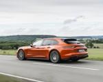 2021 Porsche Panamera Turbo S Sport Turismo (Color: Papaya Metallic) Rear Three-Quarter Wallpapers 150x120 (38)