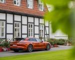 2021 Porsche Panamera Turbo S Sport Turismo (Color: Papaya Metallic) Rear Three-Quarter Wallpapers 150x120 (46)