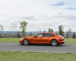 2021 Porsche Panamera Turbo S Sport Turismo (Color: Papaya Metallic) Side Wallpapers 150x120 (39)