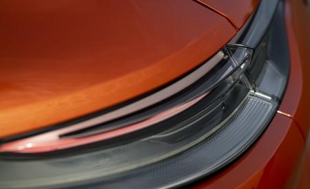 2021 Porsche Panamera Turbo S Sport Turismo (Color: Papaya Metallic) Tail Light Wallpapers 450x275 (56)