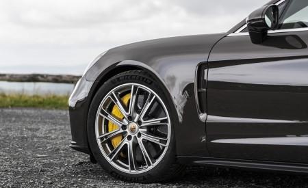 2021 Porsche Panamera Turbo S Sport Turismo (Color: Truffle Brown Metallic) Wheel Wallpapers 450x275 (102)