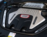 2021 Porsche Panamera Turbo S Sport Turismo (US-Spec; Color: GT Silver Metallic) Engine Wallpapers 150x120 (23)