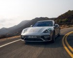 2021 Porsche Panamera Turbo S Sport Turismo Wallpapers HD