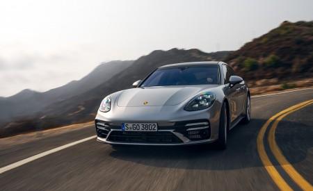 2021 Porsche Panamera Turbo S Sport Turismo Wallpapers HD