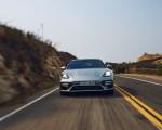2021 Porsche Panamera Turbo S Sport Turismo (US-Spec; Color: GT Silver Metallic) Front Wallpapers 150x120 (5)