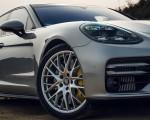 2021 Porsche Panamera Turbo S Sport Turismo (US-Spec; Color: GT Silver Metallic) Headlight Wallpapers 150x120 (18)