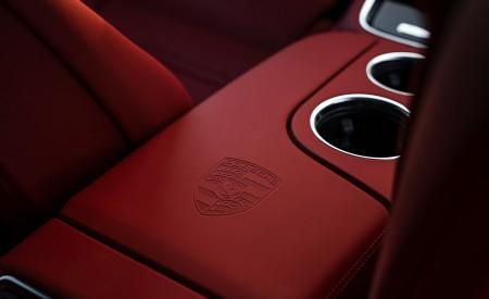 2021 Porsche Panamera Turbo S Sport Turismo (US-Spec; Color: GT Silver Metallic) Interior Detail Wallpapers 450x275 (26)