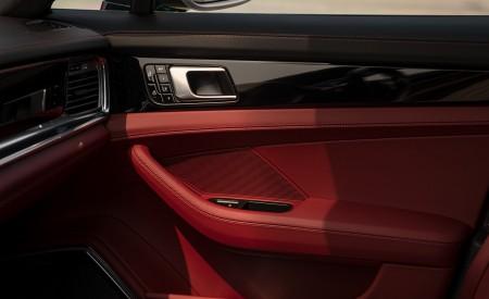 2021 Porsche Panamera Turbo S Sport Turismo (US-Spec; Color: GT Silver Metallic) Interior Wallpapers 450x275 (28)