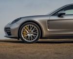2021 Porsche Panamera Turbo S Sport Turismo (US-Spec; Color: GT Silver Metallic) Wheel Wallpapers 150x120 (19)
