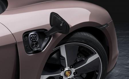 2021 Porsche Taycan Charging Port Wallpapers 450x275 (214)