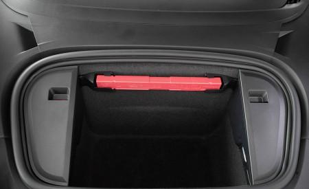 2021 Porsche Taycan (Color: Cherry Metallic) Front Storage Area Wallpapers 450x275 (127)