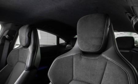 2021 Porsche Taycan (Color: Cherry Metallic) Interior Front Seats Wallpapers 450x275 (137)