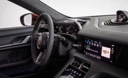 2021 Porsche Taycan (Color: Cherry Metallic) Interior Wallpapers 450x275 (126)