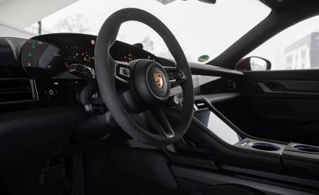 2021 Porsche Taycan (Color: Cherry Metallic) Interior Wallpapers 450x275 (125)